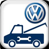 Mobilità VW Auto icon