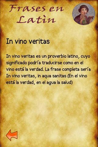 Frasi Latine Celebri For Android Apk Download
