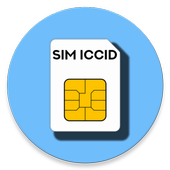 Sim Serial Number ( ICCID) icon