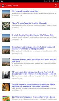 Comune Cesena screenshot 17