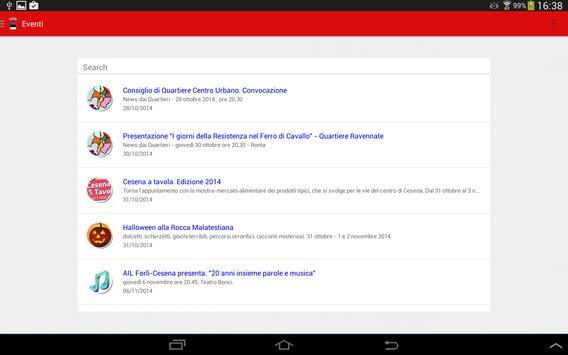 Comune Cesena screenshot 10