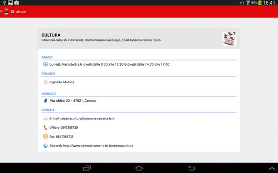 Comune Cesena screenshot 13