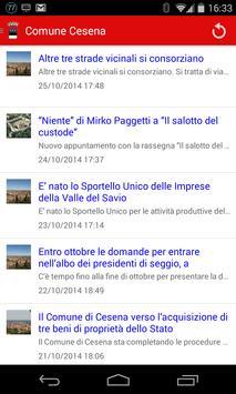 Comune Cesena screenshot 1