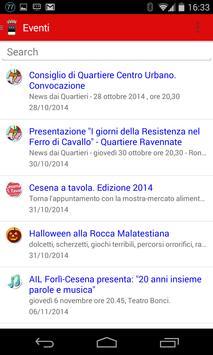 Comune Cesena screenshot 2