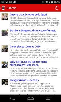 Comune Cesena apk screenshot
