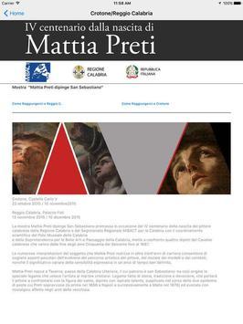 Mattia Preti in Calabria screenshot 4