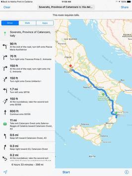 Mattia Preti in Calabria screenshot 2