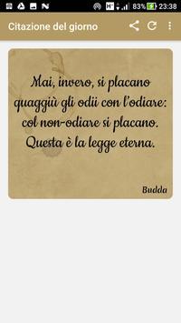 Frasi di Buddha apk screenshot