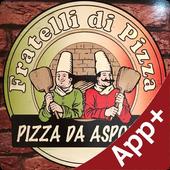 Fratelli Di Pizza App+ icon