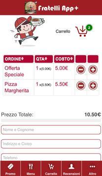 Fratelli Di Pizza App+ apk screenshot