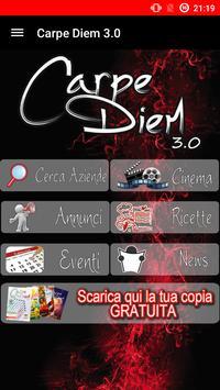 Carpe Diem 3.0 poster