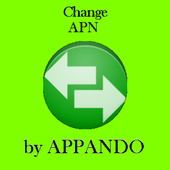 Change APN icon