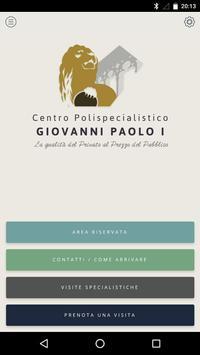 Polispecialistico Giovanni Paolo I poster
