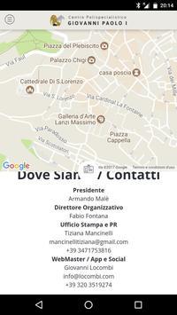 Polispecialistico Giovanni Paolo I screenshot 2