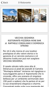 Ristorante Vecchia Segheria apk screenshot