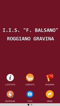 IIS Roggiano poster