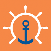 Water taxi icon