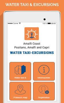 Water taxi screenshot 4