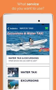 Water taxi Positano screenshot 5