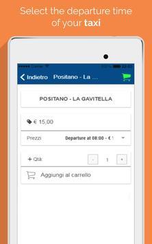 Water taxi Positano screenshot 6