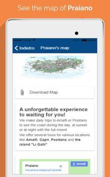 Water taxi Positano screenshot 7