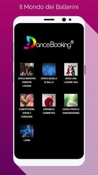 DanceBooking poster