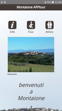 Montaione APPtour poster