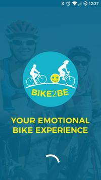 Bike2Be Guide poster