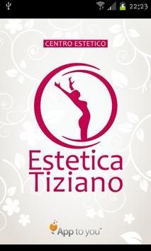 Estetica Tiziano poster