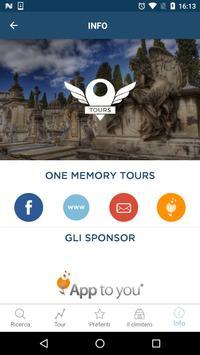 One Memory Tours apk screenshot