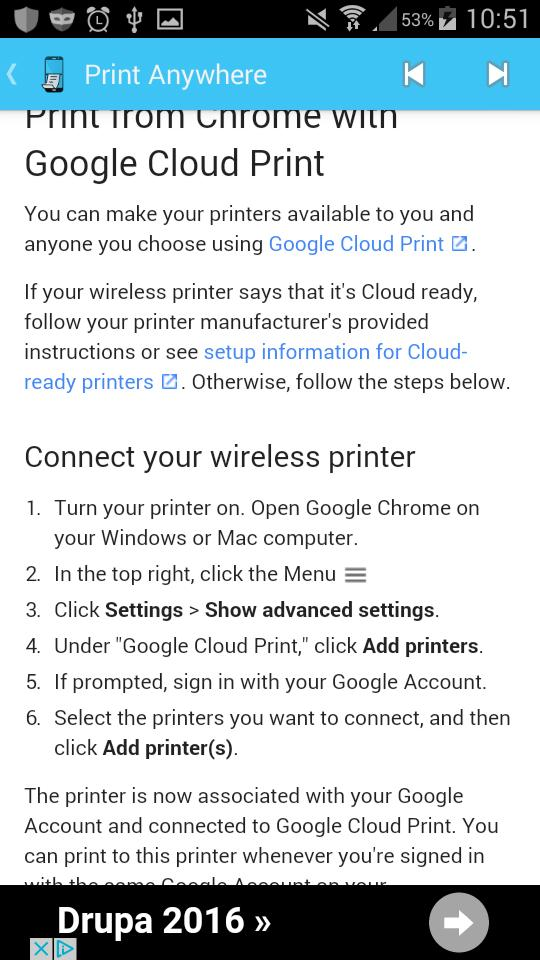 Print Anywhere for Android - APK Download
