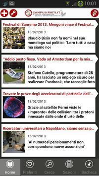 Campus Rieti poster