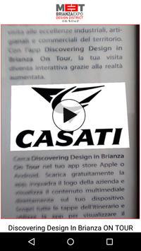 Design in Brianza On Tour screenshot 1