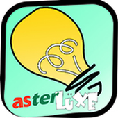 Aster luxe icon