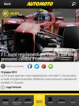 Automoto.it apk screenshot