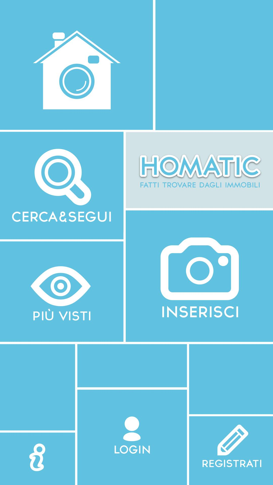 Homatic poster