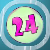24 Soap Relax: Math Coach icon
