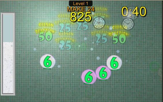 24 Soap Relax: Math Coach apk screenshot