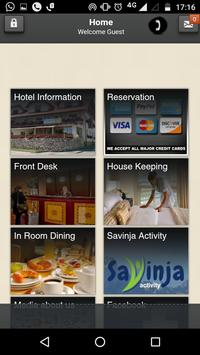 Guest Services for Hotel poster