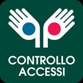 Clappit Controllo Accessi icon