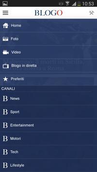 Blogo apk screenshot