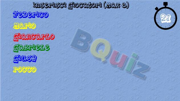BQuiz Cast (Lite) apk screenshot