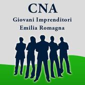 CNA Giovani Imprenditor tablet icon