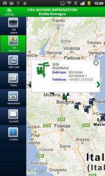 CNA Giovani Imprenditor tablet apk screenshot