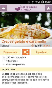 Lo spicchio d'aglio poster