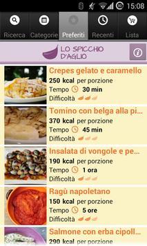Lo spicchio d'aglio apk screenshot