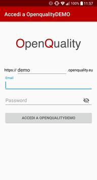 OpenQuality - Demo poster