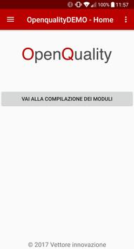 OpenQuality - Demo apk screenshot