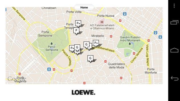 This is my ID Loewe apk screenshot