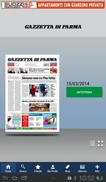 Gazzetta di Parma apk screenshot